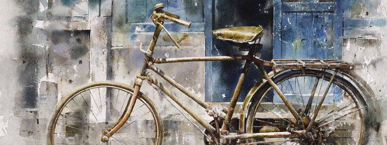 謝明錩-4-巷口車 neighbor rider